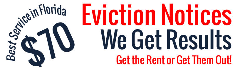 Eviction Notice Miami & Miami Dade County