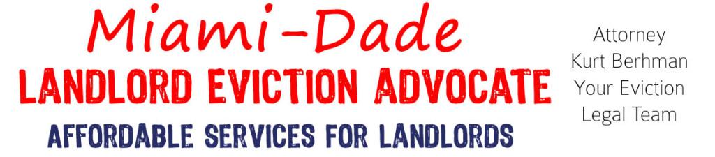 Miami eviction attorney